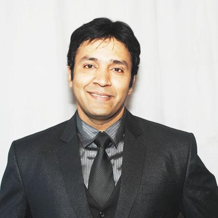 Sanjay Rahate
